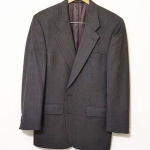 Burberrys 100% wool men's jacket.